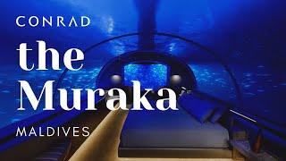 The Muraka – Conrad Maldives Rangali Island