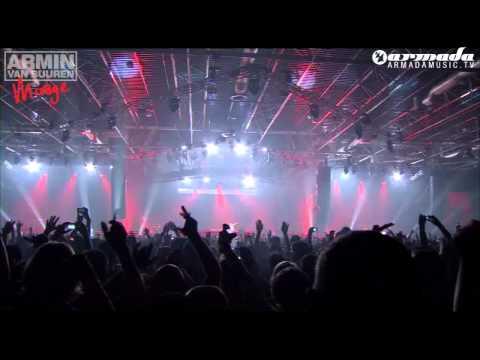 Armin van Buuren vs Sophie Ellis Bextor - Not Giving Up On Love (011 DVD/Blu-ray Armin Only Mirage)