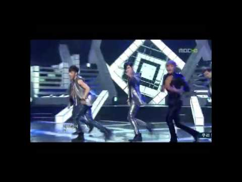 [Part 6] Super Junior's funny moments & mistakes during Live Performances