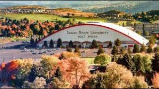 Idaho State University & Holt Arena Football in Pocatello Idaho