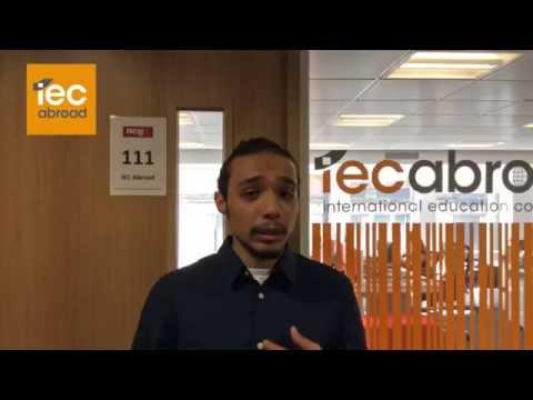 Abdullah - IEC Abroad Testimonial