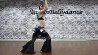 Nguyen Hoai Lan Anh-La Cumparsita-fusion bellydance 2015