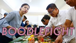 Oldies Boodlefight by Alex Gonzaga