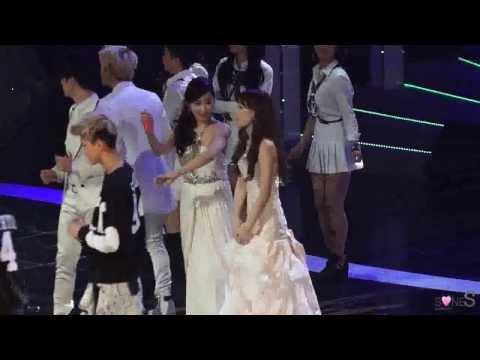 TaeNy fancam @ GDA Ending + EXOTaeng,SHINeeTaeng and TaeBer moments
