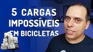 Bikers Rio Pardo | Vídeos | 5 cargas impossíveis em bicicletas