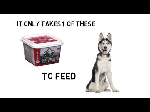 Save 30% on your monthly dog food bill