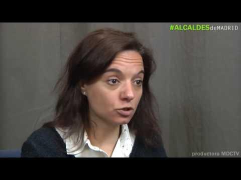 Sara Hernández, alcaldesa de Getafe  'Quien no esté a la altura, que dé un paso atrás'