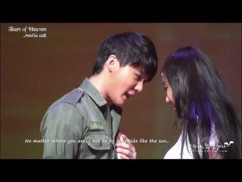 [Eng/HD] Kim JunSu and Yoon GongJu -
