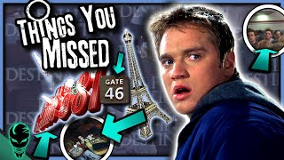 96 Things You Missed™ in Final Destination (2000)