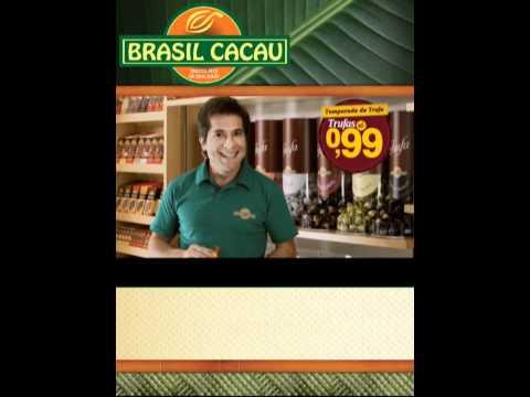 Cacau Brasil - Mídia Indoor