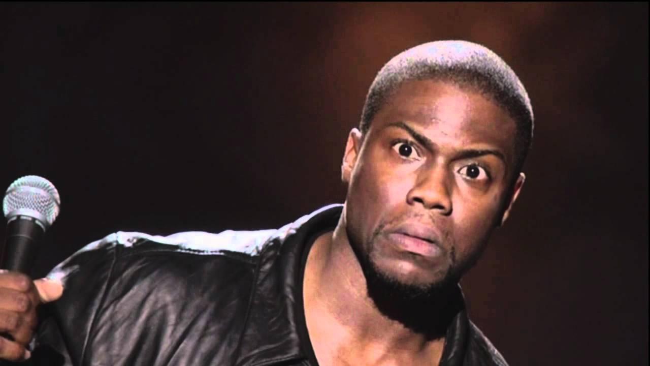 "Kevin Hart-Seriously Funny "" Grandpa Staring "" - YouTube  Kevin Hart-Seri..."