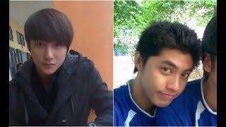 Hình ảnh Noo Phước Thịnh, Sơn Tùng thời đi học ai đẹp trai hơn?  [tin tức trong ngày]