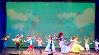 Disney Junior Live-Boise- Pirate and Princess Tour