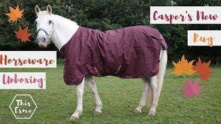 Casper's New Rug!   Horseware Amigo Hero ACY Plus Unboxing   This Esme