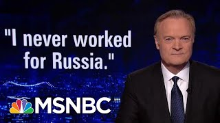 President Donald Trump's Historic Russia Denial Will Follow Him Forever | The Last Word | MSNBC