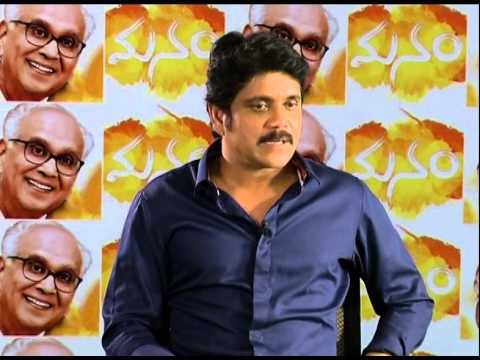 Nagarjuna-Interview-About-Manam-Part-2