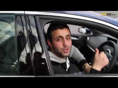 How Rizwan won a brand new Audi on MadBid.com