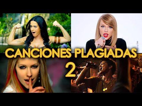 PLAGIOS MUSICALES FAMOSOS - CANCIONES PLAGIADAS 2    WOW QUÉ PASA