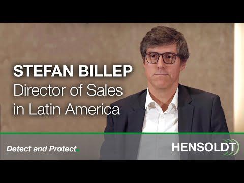 HENSOLDT In Latin America - Stefan Billep