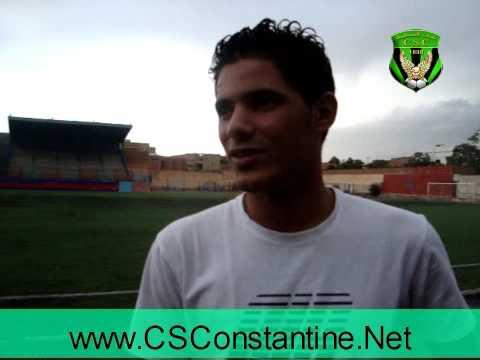 Daif Amara après l'hommage qui lui a été rendu par le site