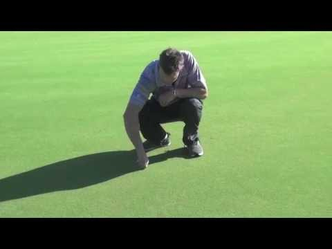 Video: Fixing Ball Marks on the Green