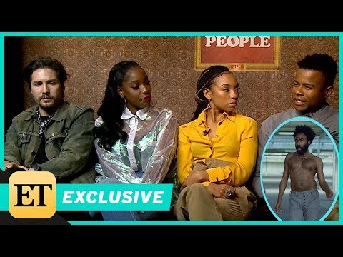 'Dear White People' Cast Reacts to Childish Gambino's 'This Is America' Music Video (Exclusive)