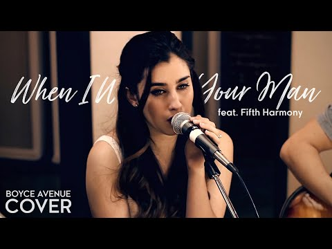 Baixar When I Was Your Man - Bruno Mars (Boyce Avenue feat. Fifth Harmony cover) on iTunes & Spotify