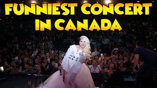 Vice Ganda Live at Winnipeg Canada | Pusuan mo si Vice Ganda sa Canada