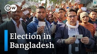 Bangladesh election: Will opposition accept Hasina landslide? | DW News