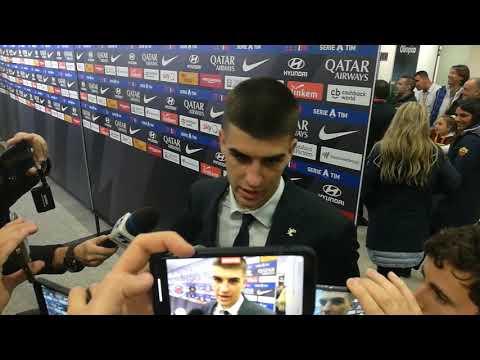 VIDEO - Roma-Brescia, Mancini: