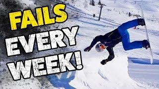 FAILS EVERY WEEK #1 | Fail Compilation | February 2019