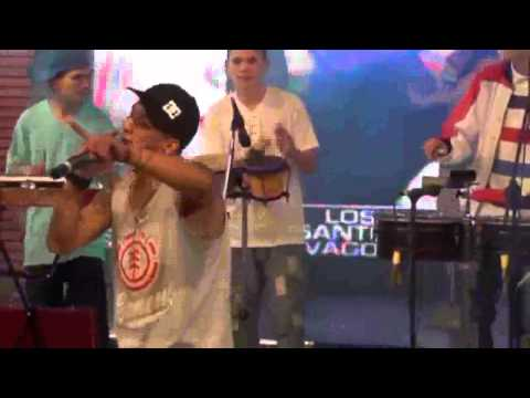 SANTOS VAGOS AMIGOS CON DERECHO VIDEO OFICIAL
