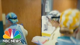 Michigan Battles Surge In New Covid Cases | NBC Nightly News