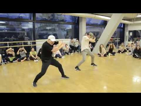 Mihawk Choreography