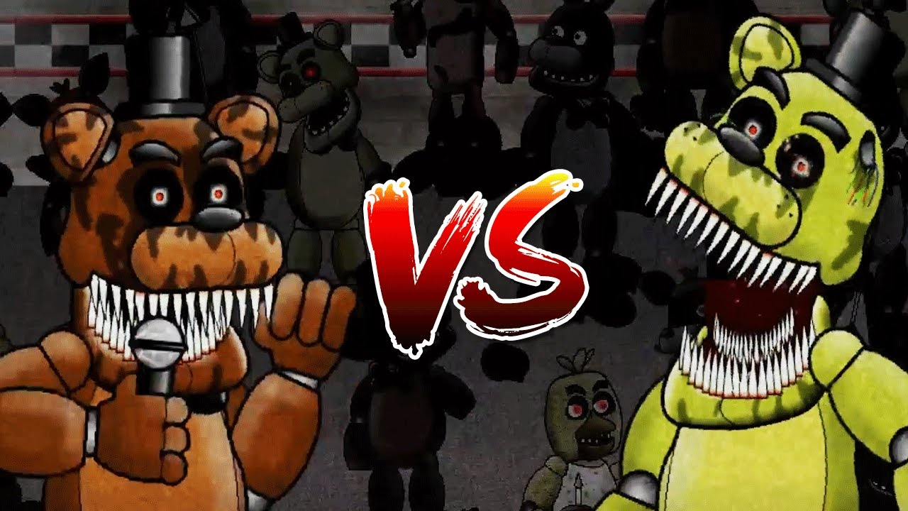 five-nights-at-freddy-s-fights