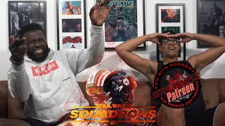 """Star Wars: Squadrons – """"Hunted"""" CG Short Sith Temple Reaction"""