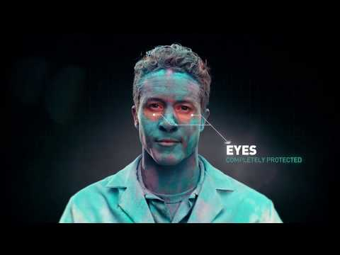 Wiley X BOSS Clear Lens / Matte Black Frame
