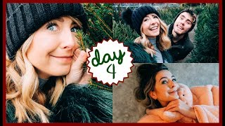 WE BOUGHT TWO CHRISTMAS TREES!   VLOGMAS