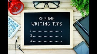 Top 5 Resume Tips for all Life Science Job Seekers