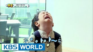 Sudden situation! Seojun is crying… What happened!? [The Return of Superman / 2017.09.03]
