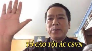 Linh mục Nguyễn Duy Tân tố cáo chính quyền CSVN ngăn cản quyền đi lại của người dân