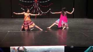 Bollywood dance- Radha Nachegi, 1234 get on the dance floor & London Thumakda