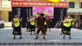 Nhảy sôi động Văn nghệ 20/11 lớp 10A1 - THPT Lương Thế Vinh