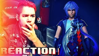 "Kingdom Hearts 3 ""Don't Think Twice"" Trailer REACTION!"