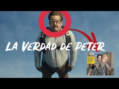 LA VERDADERA IDENTIDAD DE PETER EN DEADPOOL 2