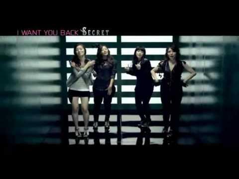 [HD/MV] 시크릿 (Secret) - I Want You Back