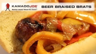 Beer Braised Brats