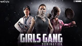 PUBG MOBILE LIVE| Girls Gang Is Back | Powered By OnePlus