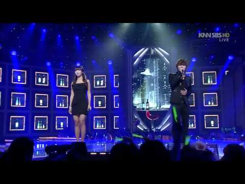[케이윌,기가차] 110717, SBS 인기가요, HD, K.Will(feat.효린.Simon D) - 기가 차