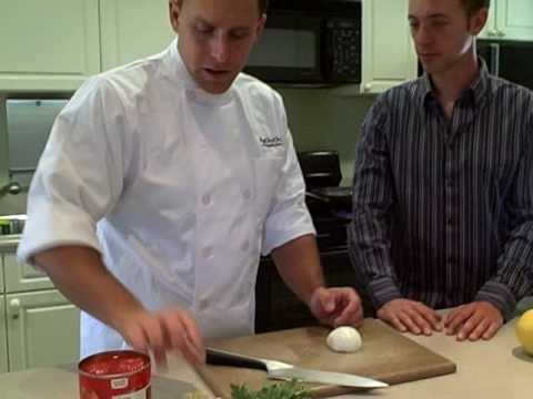 Big City Chefs Cooking School: Homemade Pasta with Chef Josh